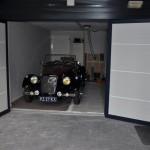 In de nieuwe Garage 01