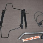 Stoelframe en powertube